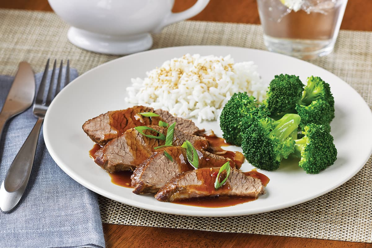 Slow Cooker Asian Pot-Roast